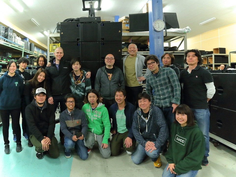 Adamson & Rewire Welcome Sunphonix as First E-Series Partner in Japan